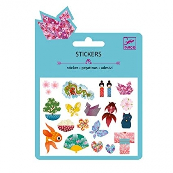Small stickers - Japanese designs