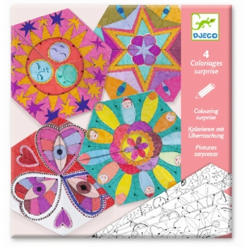 Small gifts - Colouring surprises -