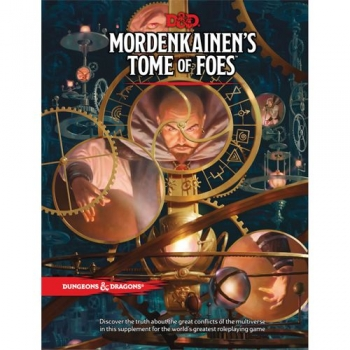 D&D 5th Ed. Mordenk. Tome Of Foes