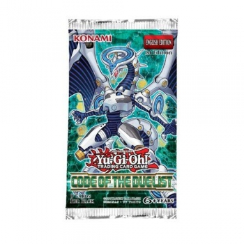 YU-GI-OH Code of the Duelist Booster