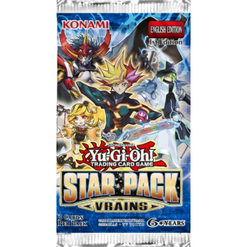 YU-GI-OH - Star Pack Vrains - Booster