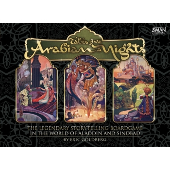 Tales of the Arabian Nights