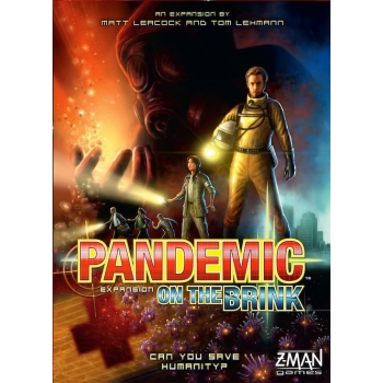 Pandemic On the Brink Exp.
