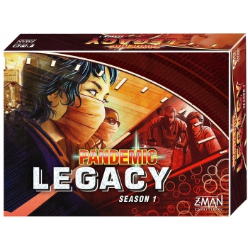 Pandemic Legacy Red Season 1