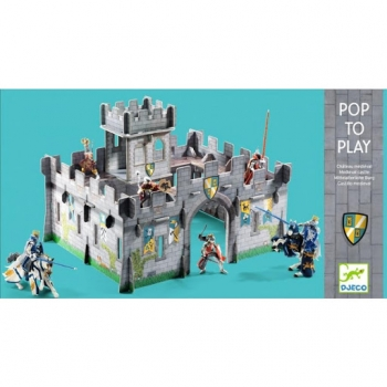 Pop'n play - Medieval castle 3D