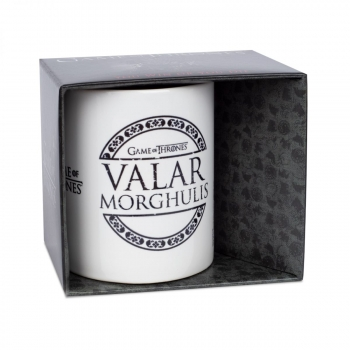 Game of Thrones Mug Valar Morghulis