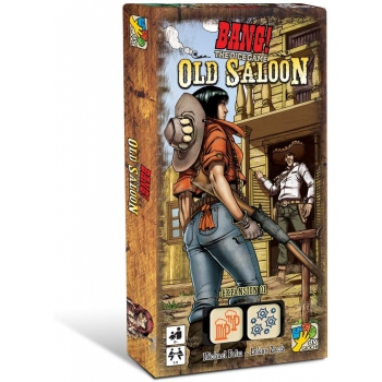 Bang! Dice Game Old Saloon