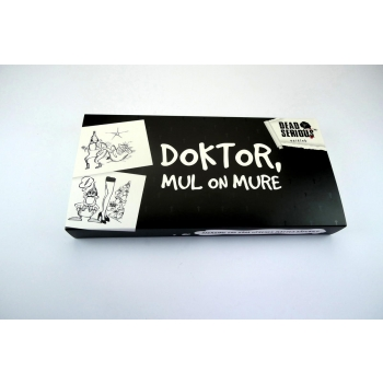Doktor, mul on mure