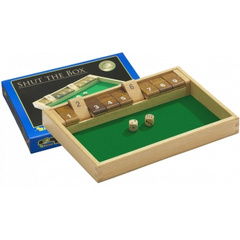 Shut The Box, 9er