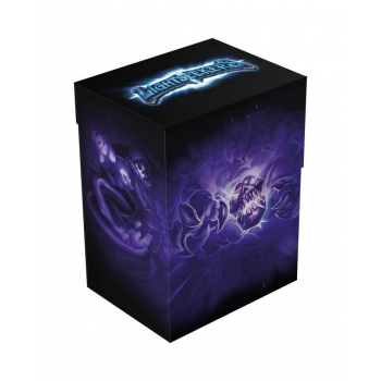 Lightseekers Basic Deck Case 80+ Standard Size Dread