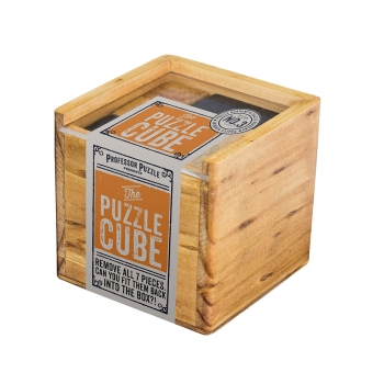 Puzzle Academy - The Puzzle Cube