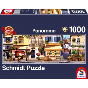 A stroll through ParisPanorama 1000 pcs