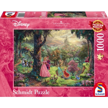 "Pusle ""Disney, Sleeping Beauty"" 1000 tk"