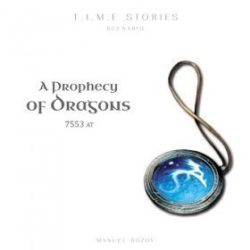 T.I.M.E. Stories: Prophecy of Dragons