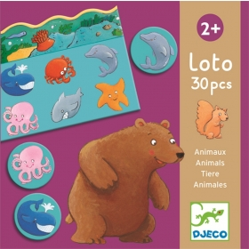 Loto - Loomad (Lotto - Animals)