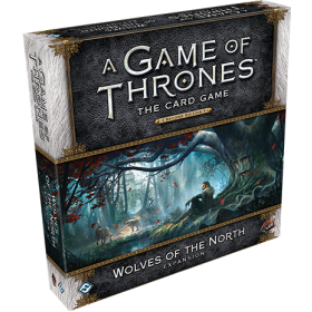 A Game Of Thrones LCG Wolves of the North Exp