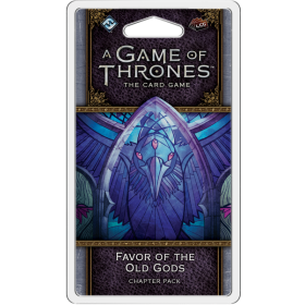 A Game Of Thrones LCG Favor of the Old Gods Pack