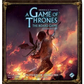 A Game Of Thrones Board game: Mother Of Dragons Exp