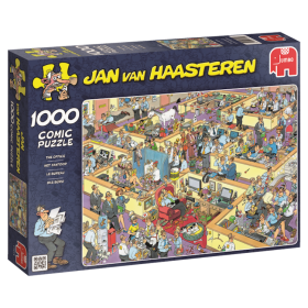 "Pusle ""Jan van Haasteren: The Office"", 1000 tk"