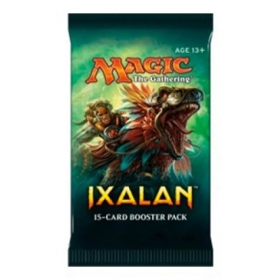 Magic Ixalan Booster