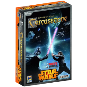 Carcassonne Star Wars ENG
