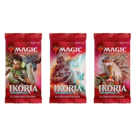 Magic Ikoria Lair of Behemoths Booster
