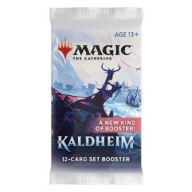 Magic the Gathering Kaldheim Set Booster