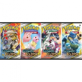 Pokémon Cosmic Eclipse Booster Pack