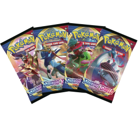 Pokémon TCG: Sword & Shield Booster Pack