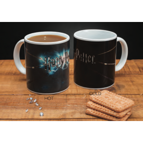 Harry Potter Wand Heat Change Mug