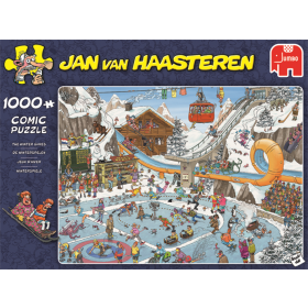 "Pusle ""Jan van Haasteren – Winter Games"" 1000 tk"