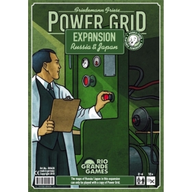 Power Grid Russia / Japan