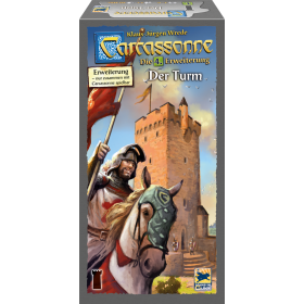 Carcassonne: 4. Torn