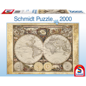 "Pusle ""Historical map of the world"" 2000"