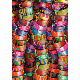 Pusle Colourful cups, 500