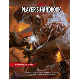 D&D 5th Ed: Player's Handbook