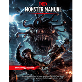 D&D 5th Ed: Monster Manual