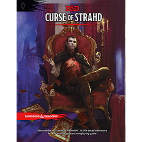 D&D 5th Ed. Curse of Strahd