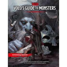 D&D 5th Ed. Volo's Guide to Monster