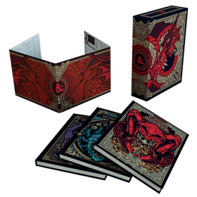 D&D 5th Ed. Core Rulebook Gift Set CE