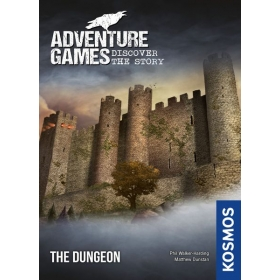 Adventure Games - The Dungeon