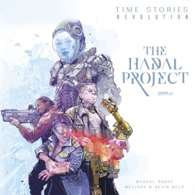 T.I.M.E. Stories Rev. Hadal Project
