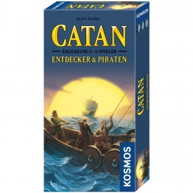 Catan: Explorers & Pirates 5-7