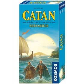 Catan: Seafarer 5-6 player