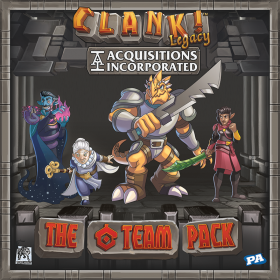 "Clank! Legacy: Acquisitions Incorporated - The ""C"" Team Pack"
