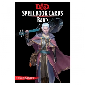 D&D 5th Spell Deck Bard