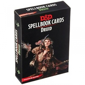 D&D 5th Spell Deck Druid
