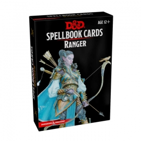 D&D 5th Spell Deck Ranger