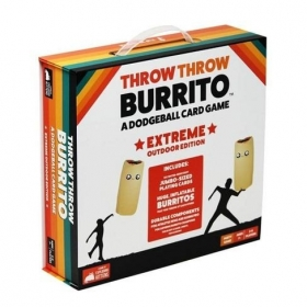 Throw Throw Burrito Extreme Outdoor Ed.