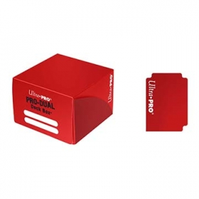 Deck Box PRO Dual Red